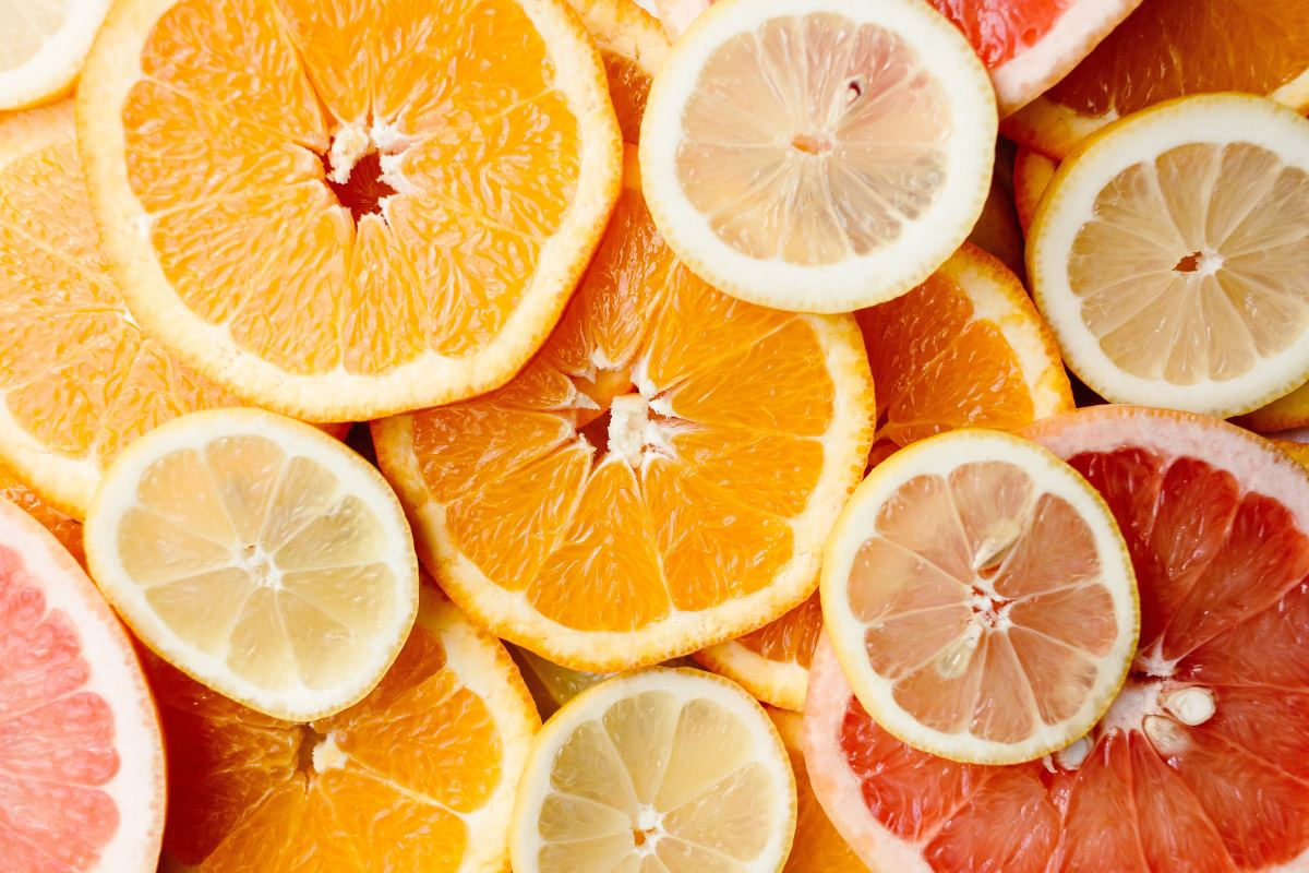 Try implementing Vitamin C in your diet and see what results you see in your hair!