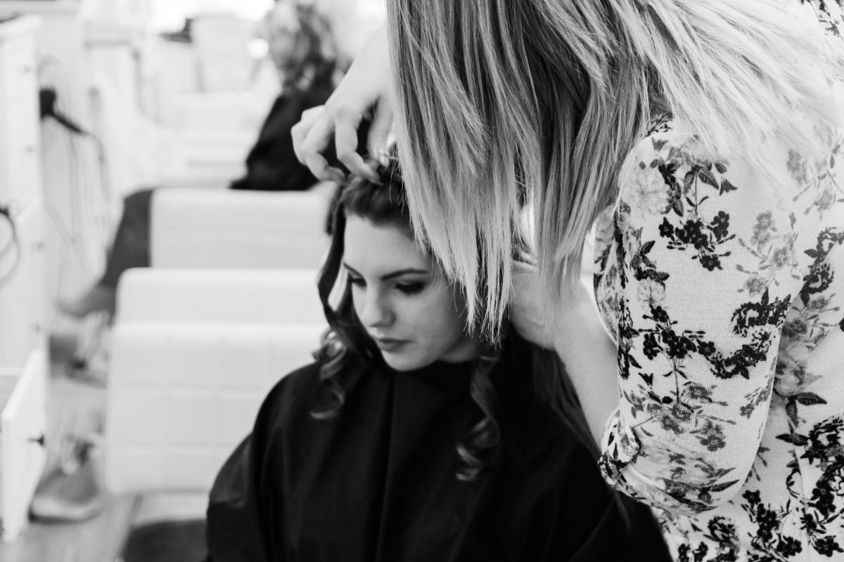 Come to terms with your bad salon experience, and start getting excited about what's to come in the future for your hair.