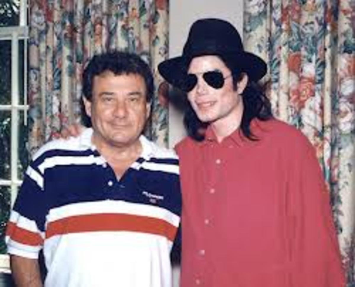 Sol and Michael Jackson