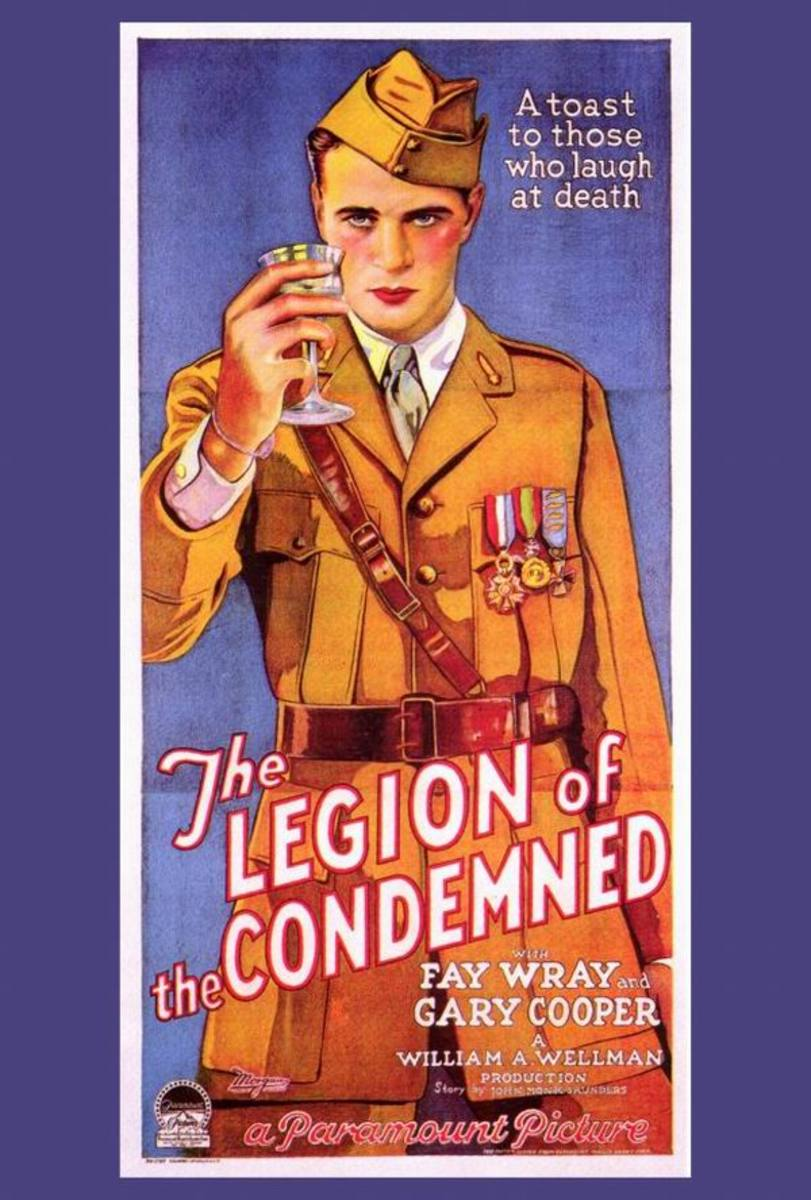 The Legion of the Condemned (1928)