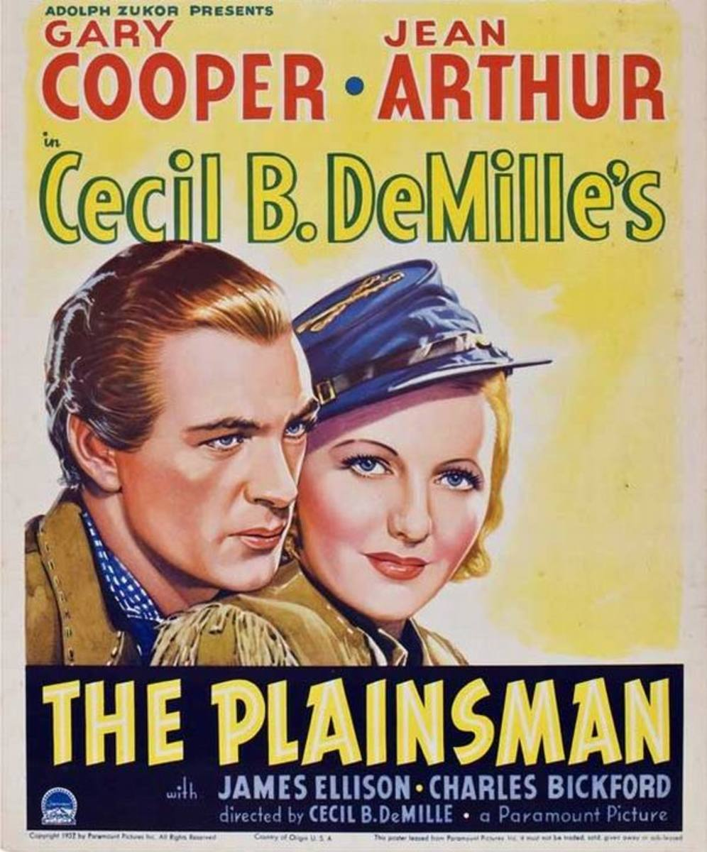 The Plainsman (1936)