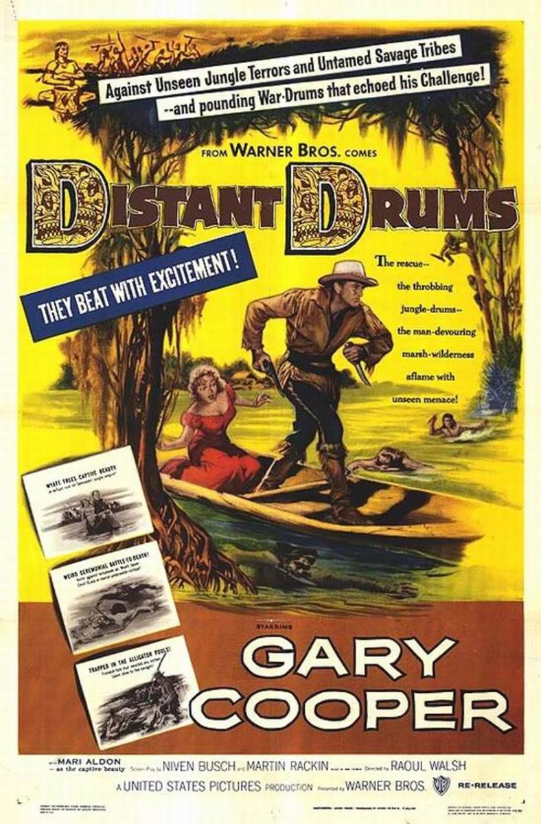 Distant Drums (1951)