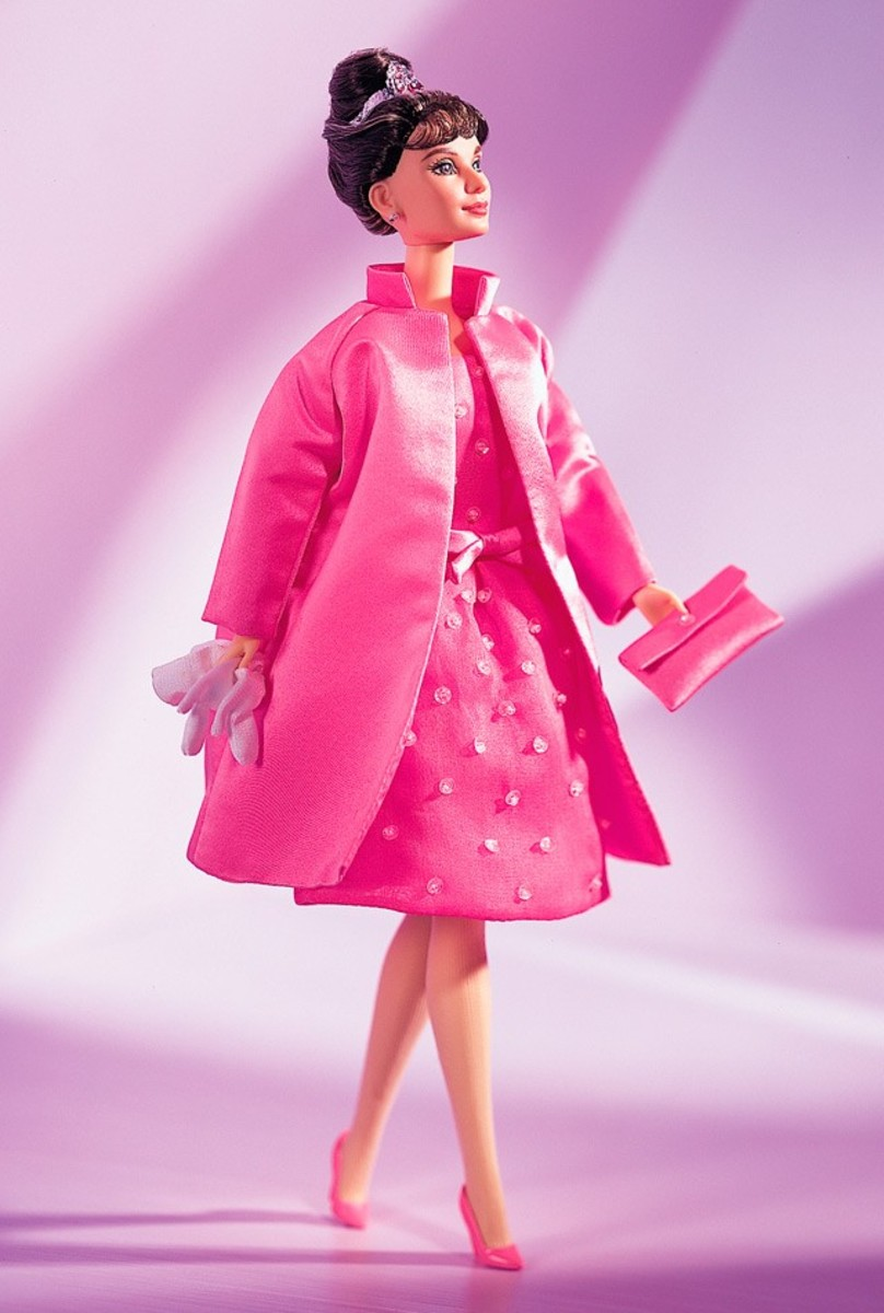 Audrey Hepburn Barbie Doll