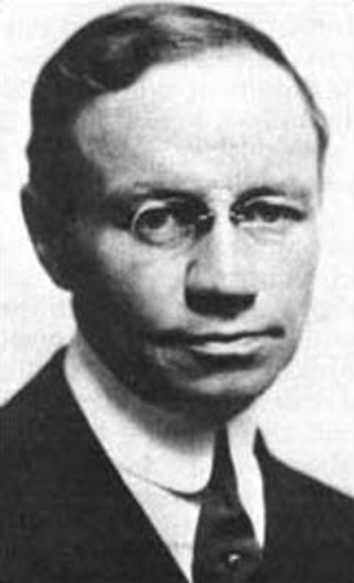 HERBERT CROLY (1869 - 1930)
