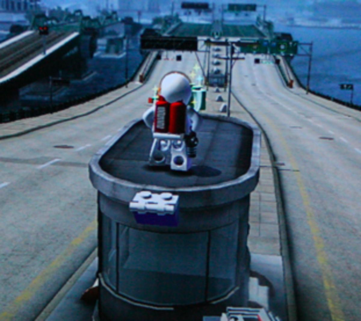 LEGO City Undercover walkthrough: Blackwell Bridge Collectibles