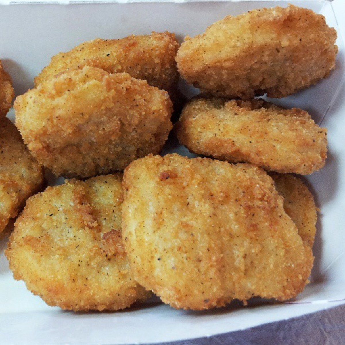 Review: Jack in The Box Chicken Nuggets