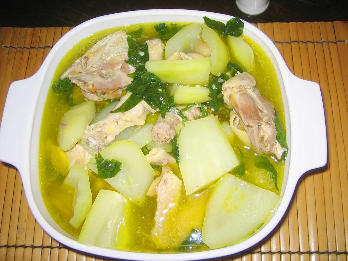 Tinolang Manok A Delicious Filipino Recipe