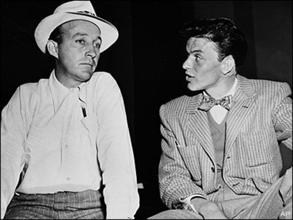Frank Sinatra vs Bing Crosby