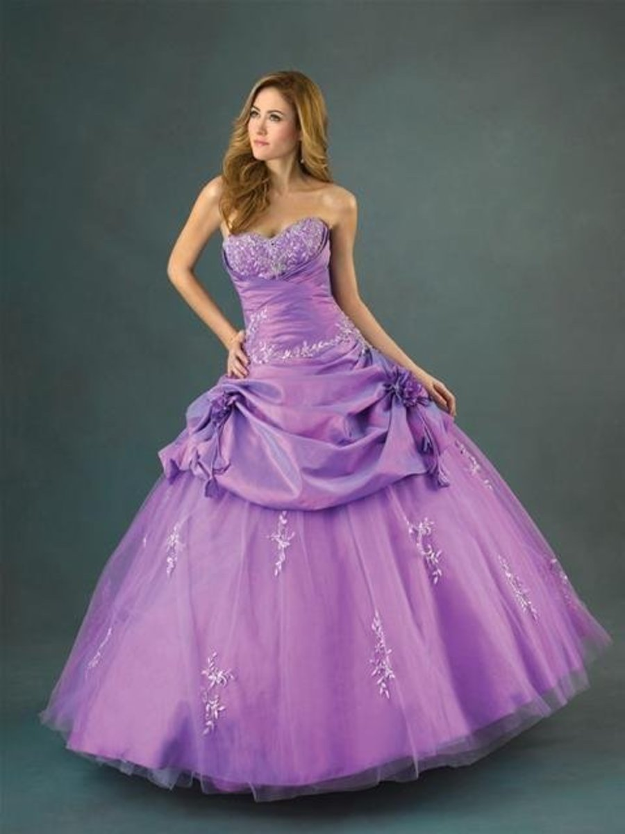How to Correctly Wear and Model Beauty Pageant Evening Gowns | HubPages