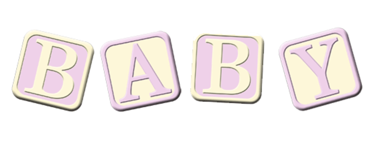 Printable Baby Shower Banners
