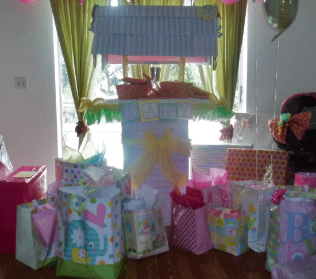 pin baby shower wishing well on pinterest