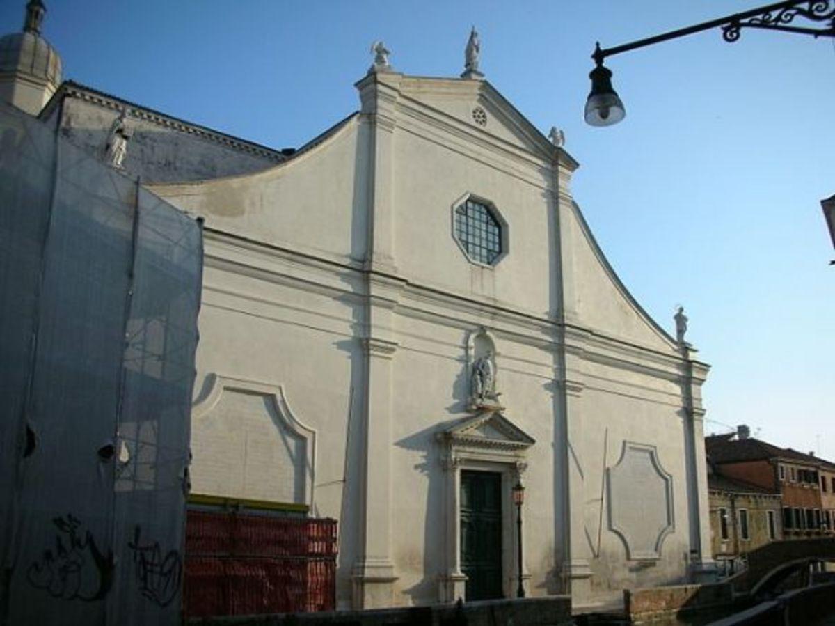 La Chiesa dell'Angelo Raphaele
