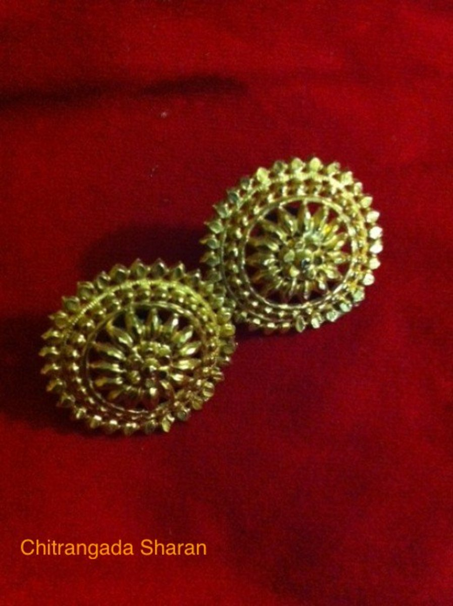 Gold Jewelery: An Ancient Tradition in India. How to Clean Gold at Home?
