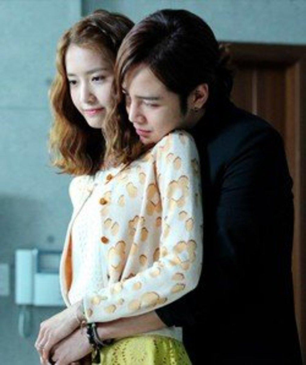 Love Rain Drama  - Seo-Joon (Jang Geun Suk) andKim Ha-Na (Yoona)