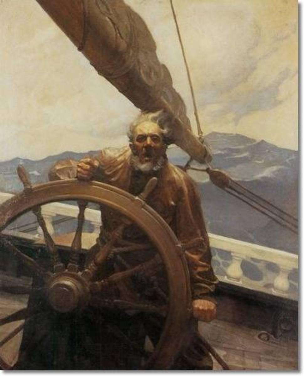 Falk by Joseph Conrad