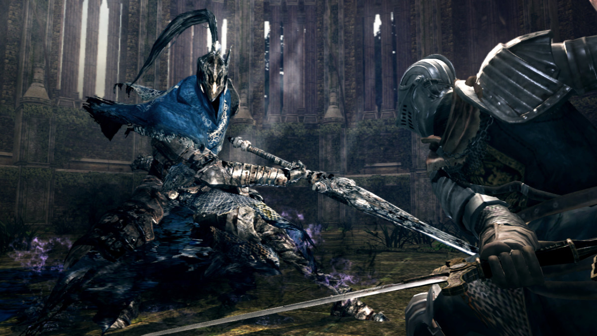 5 Games Like Dark Souls - More Difficult Action Games