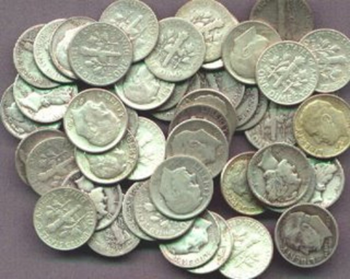Silver coins are huge profit makers and are usually easier to find than you think!