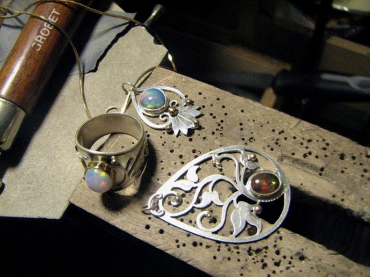Jewelry Metalsmithing Techniques Beginner S Tutorials