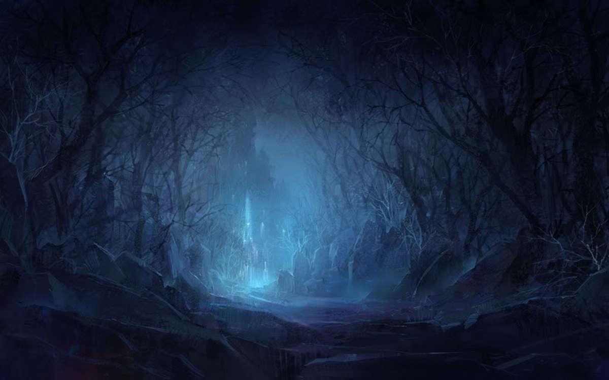 Svartalfheim, where Freyja ventured to ask the Dark Elves for the Brisingamen, followed closely and very quietly by Loki