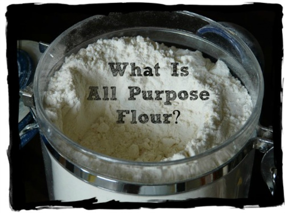 What Is All Purpose Flour?