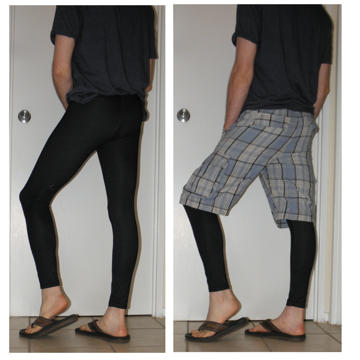 Mens Leggings Without Shorts