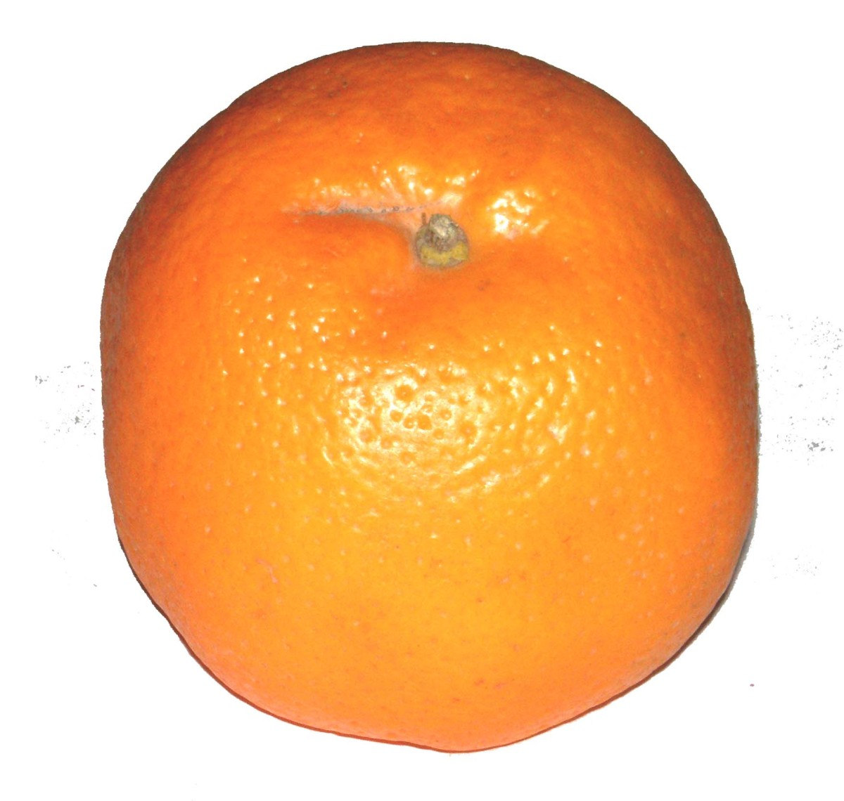 Oranges are juicy fruits