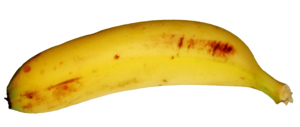 This is a banana