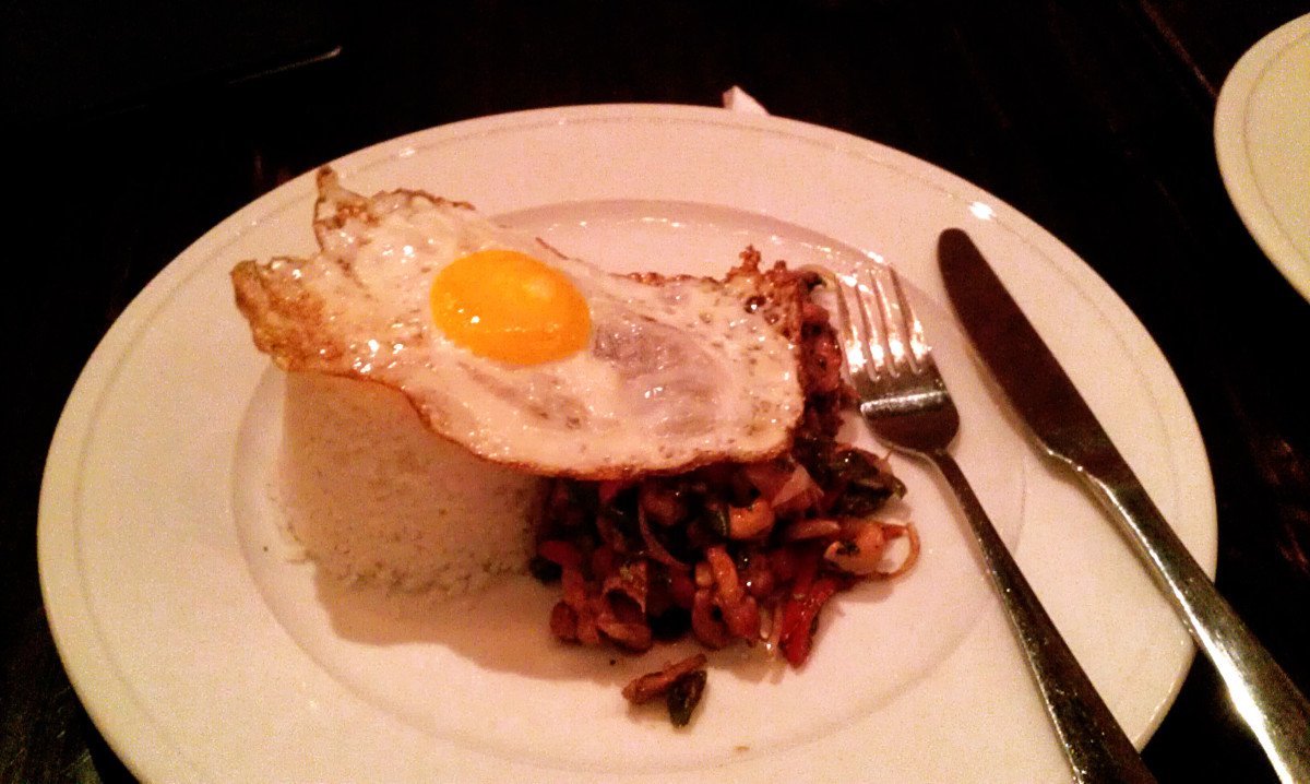 Spicy Thai Chicken (BDT 450 + 25% Service & VAT)