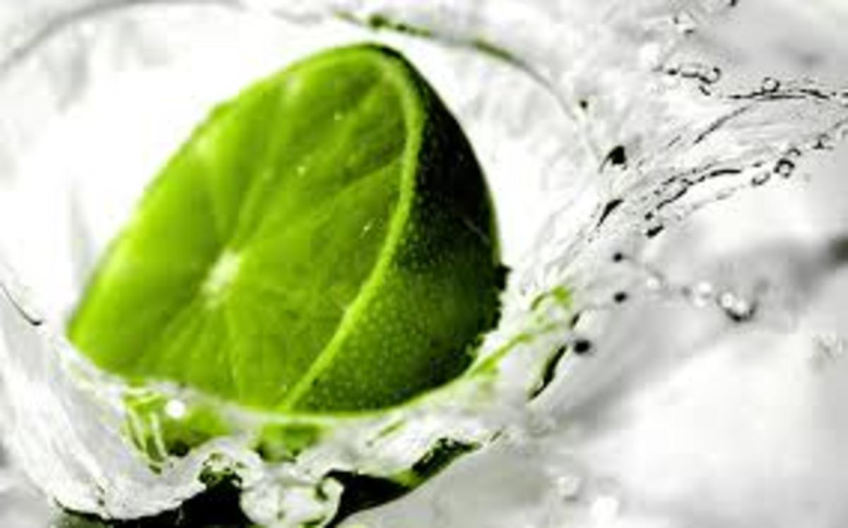 The health benefits of Lime Water