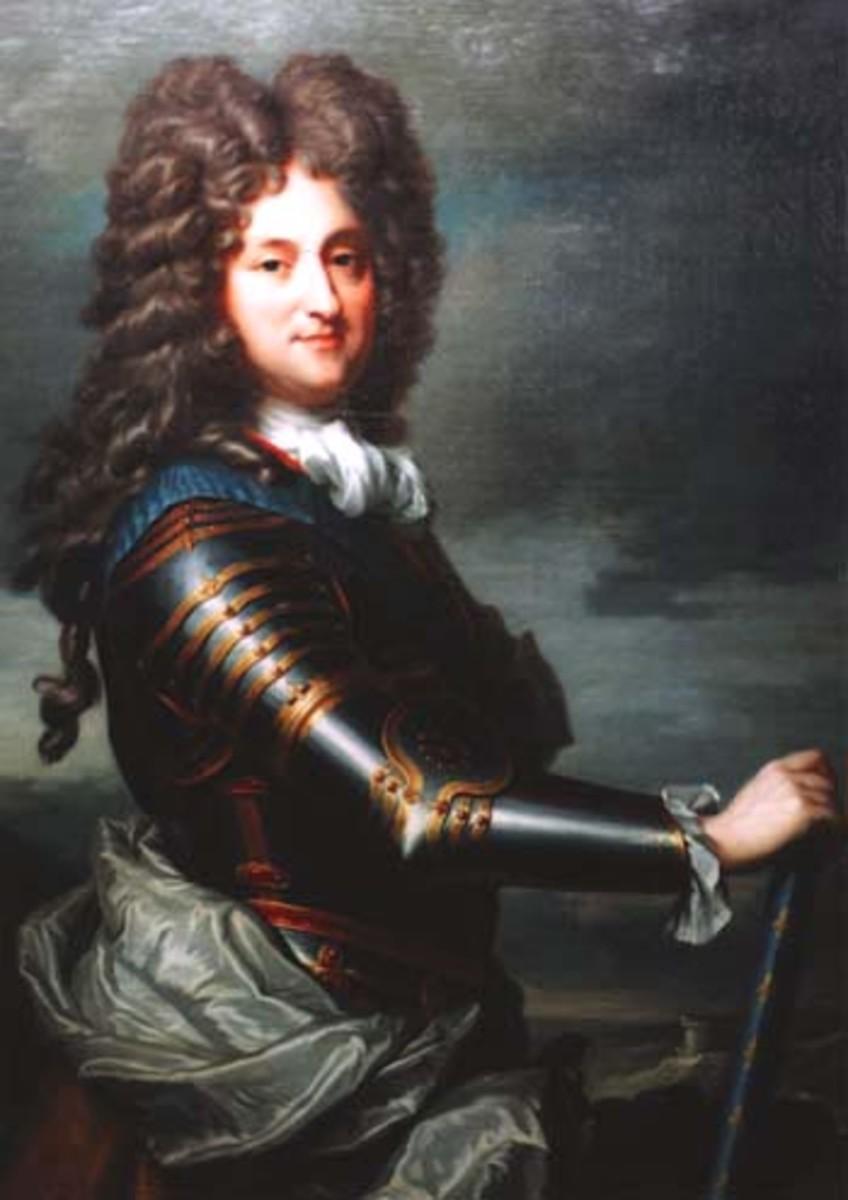 Philippe d'Orleans, Regent of France
