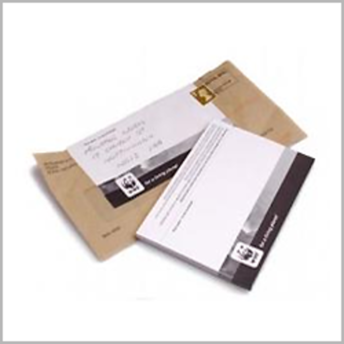 How To Reuse Old Envelopes Using Address Labels
