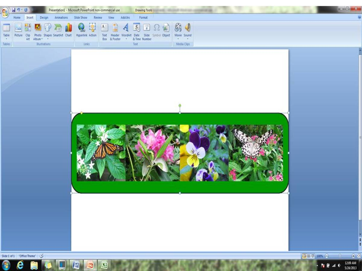 how-to-create-a-photo-collage-in-power-point
