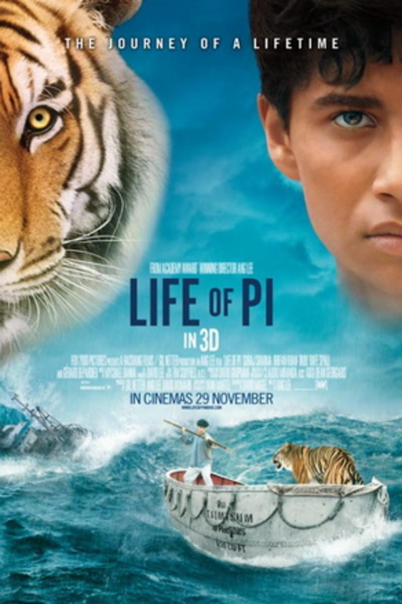 Life of Pi: The film