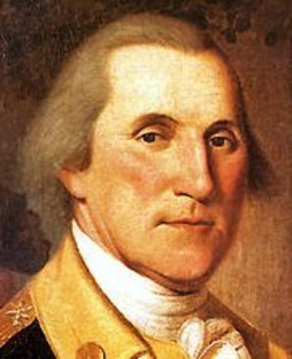 George Washington was a redhead.