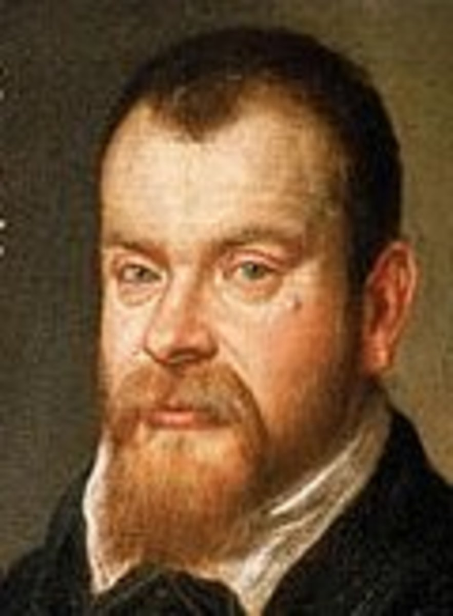Galileo Galilei was an Italian scientist.