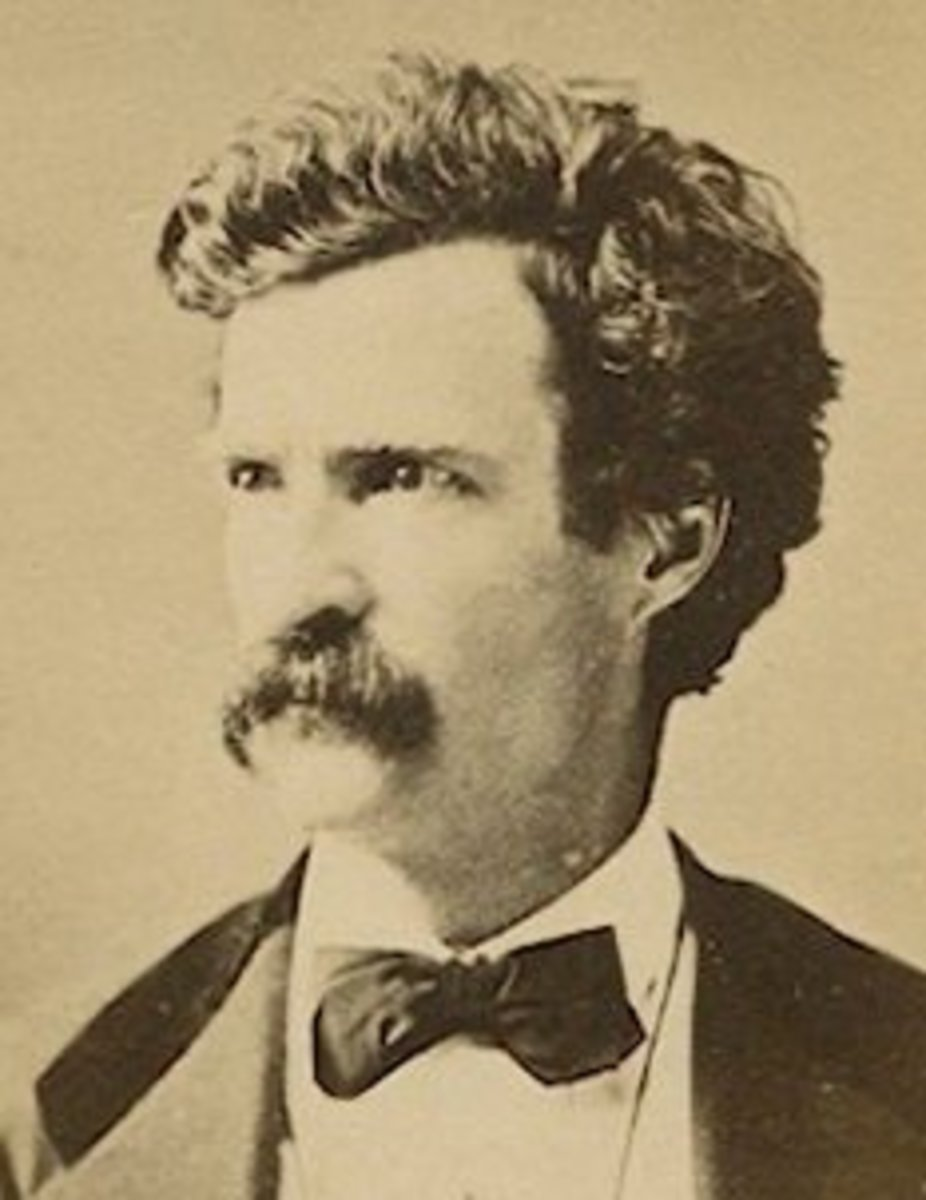 Mark Twain was a famous writer.