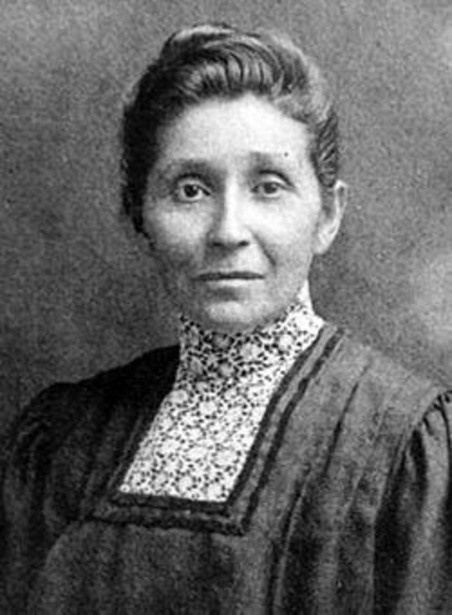 Dr. Susan La Flesche Picotte, 1865 - 1915