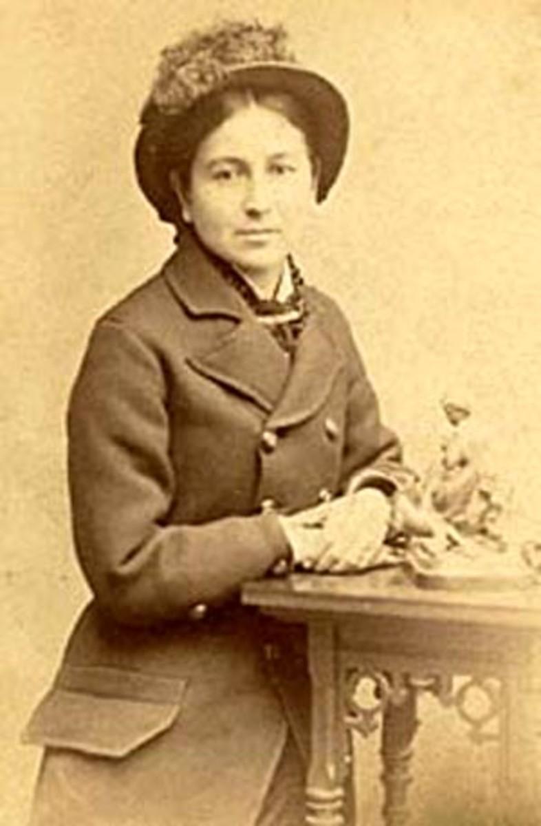 Susette La Flesche Tibbles, 1854 - 1903