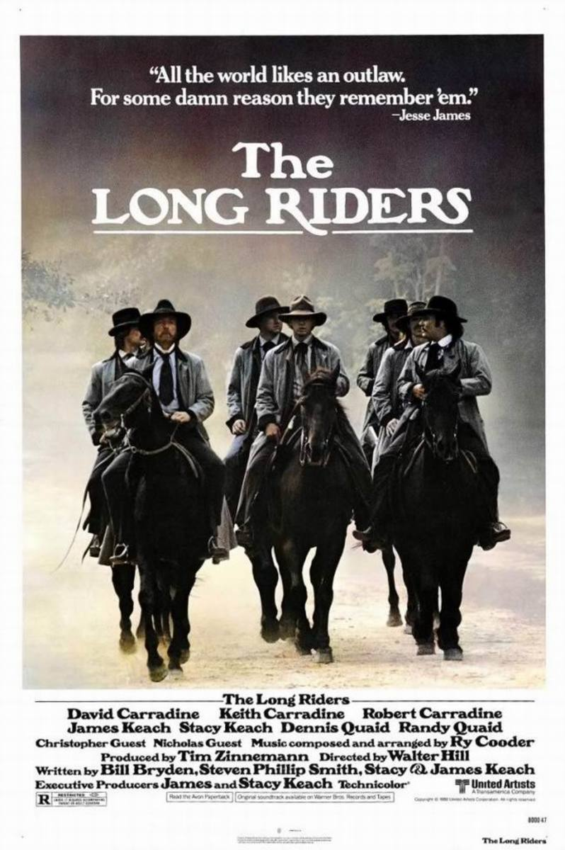 Westerns 1980-2013 - 100 Years of Movie Posters - 109