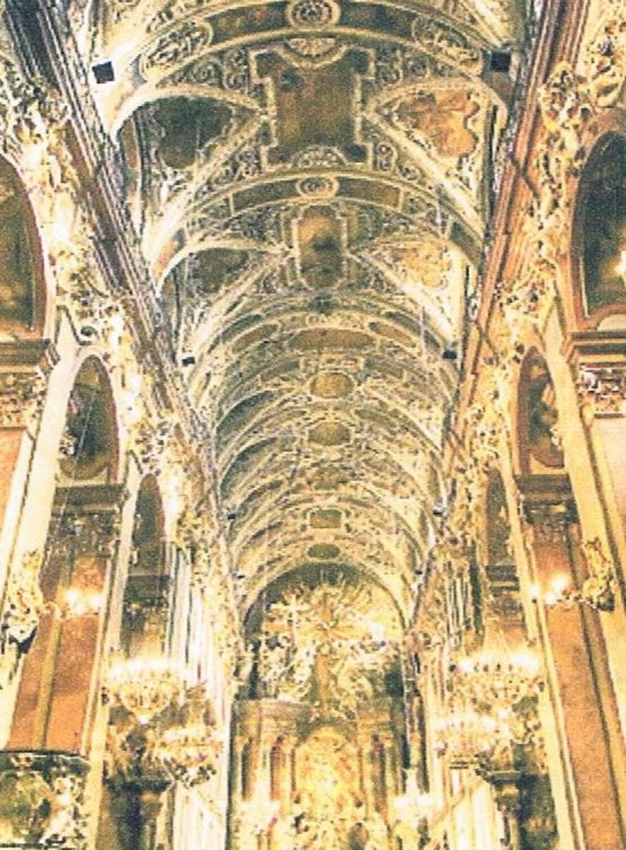 .Chapel of the Nativity of St. Mary, Poland