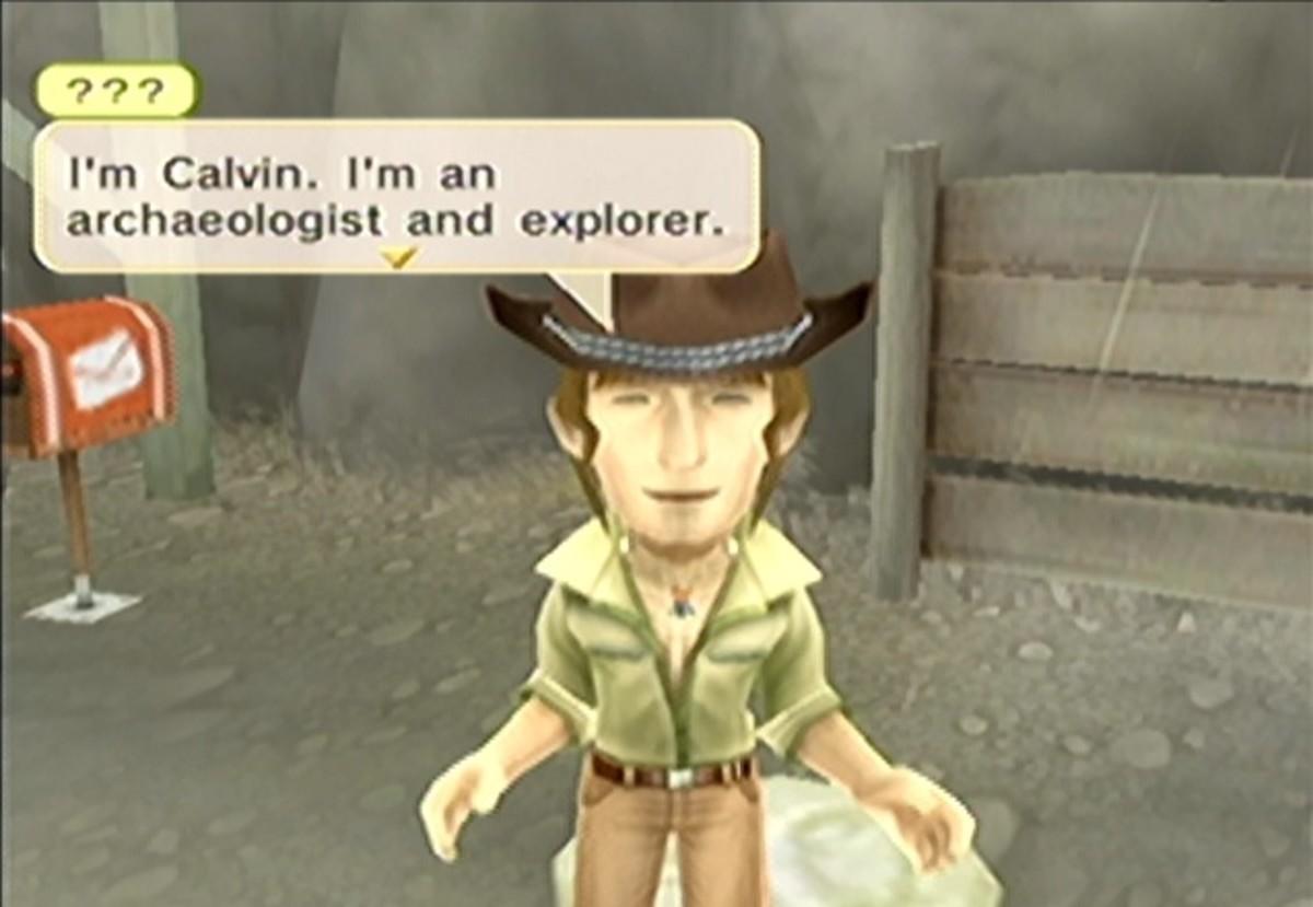 Cool hat, Bro.