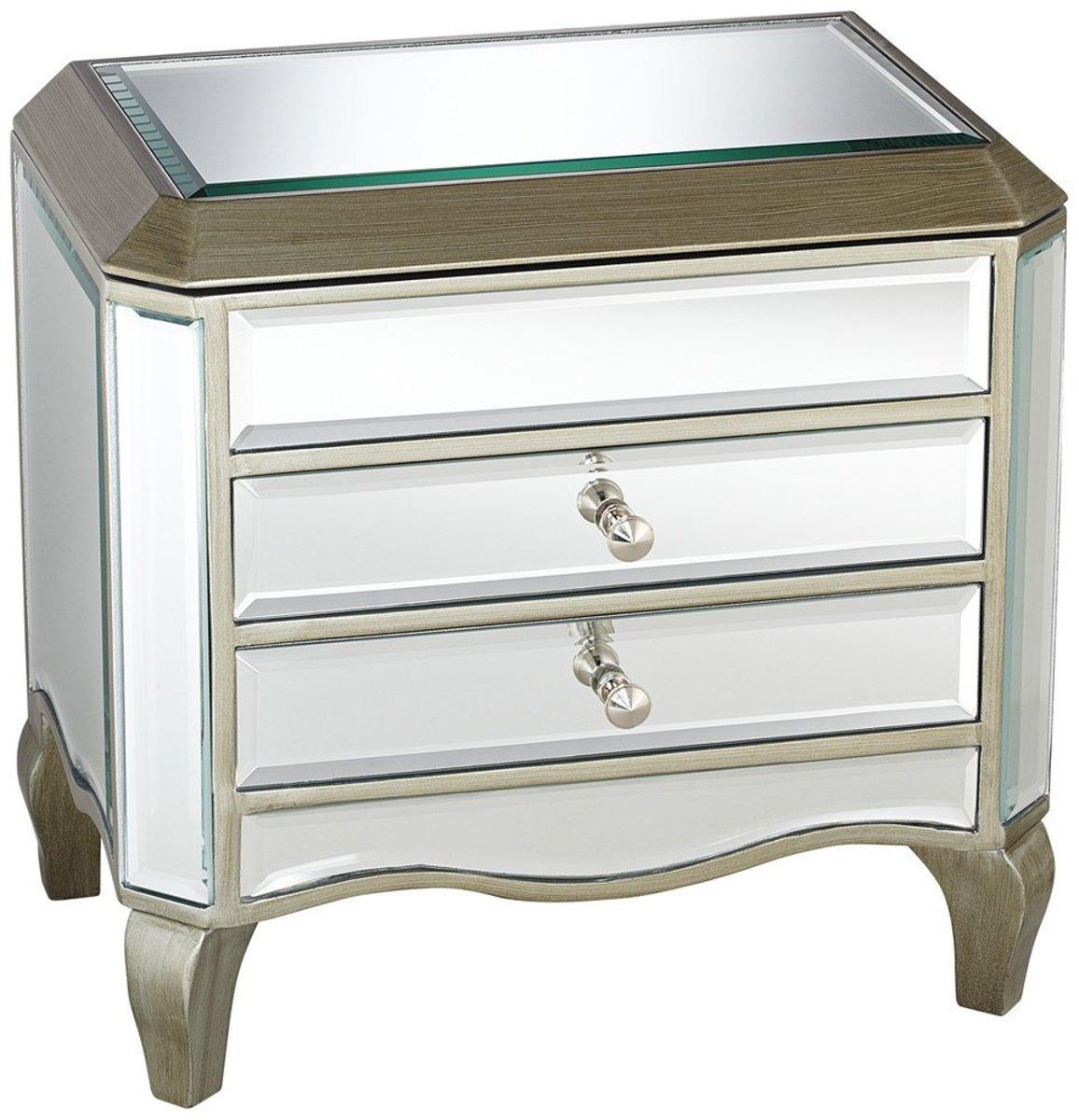 Finley Home Mina Mirrored Jewelry Box