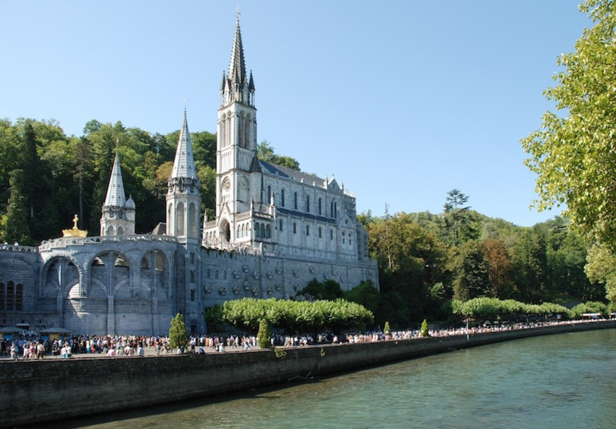 Lourdes (France) - icietlanature.com