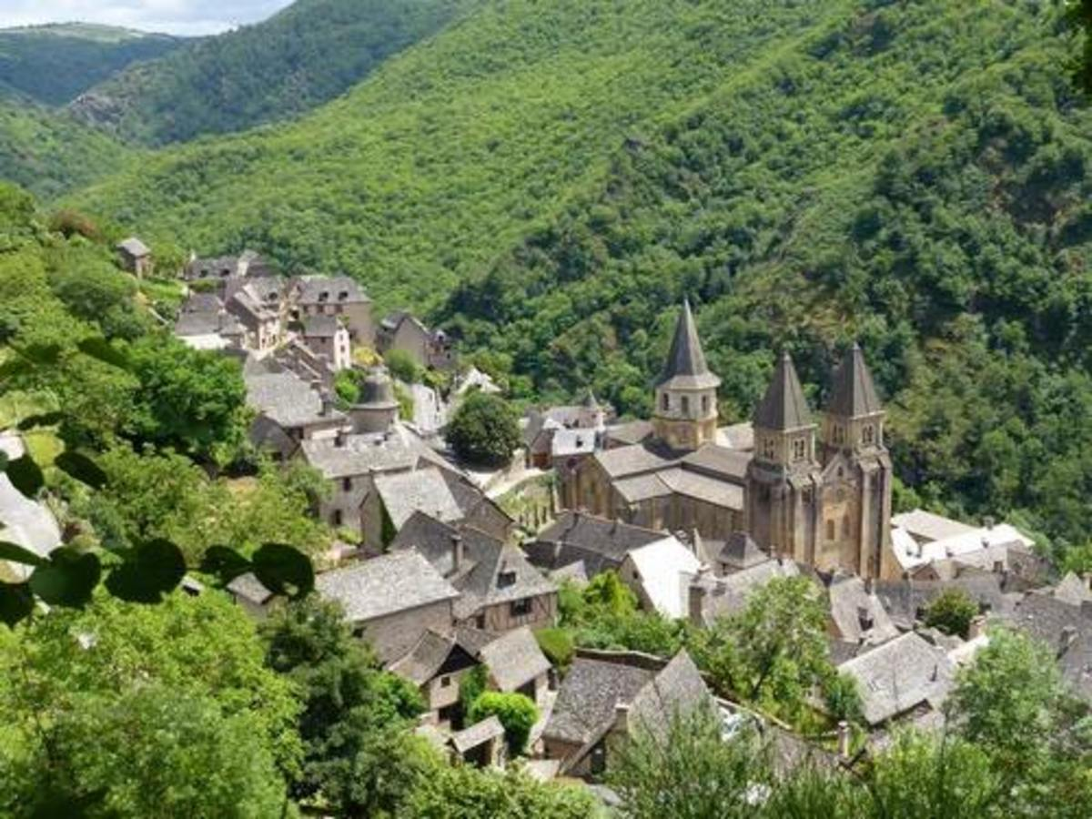 Conques (France - Via Podiensis)