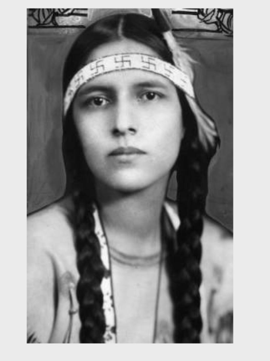 Rosebud Yellow Robe - Educator and Native American Folklorist