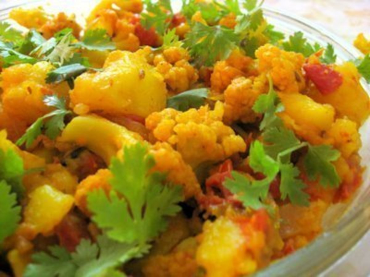 Spicy Cauliflower