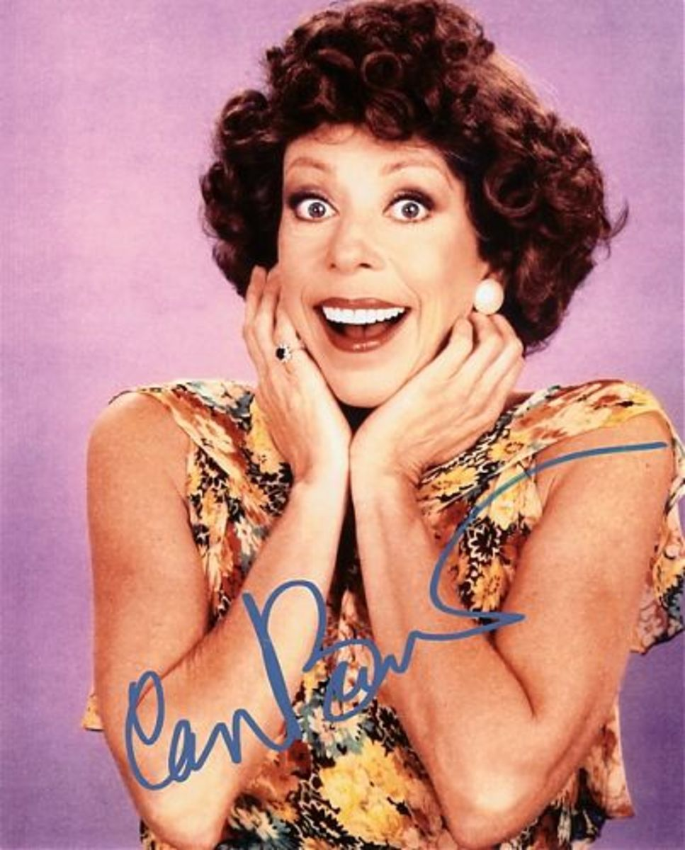 Carol Burnett TV Show and Skits
