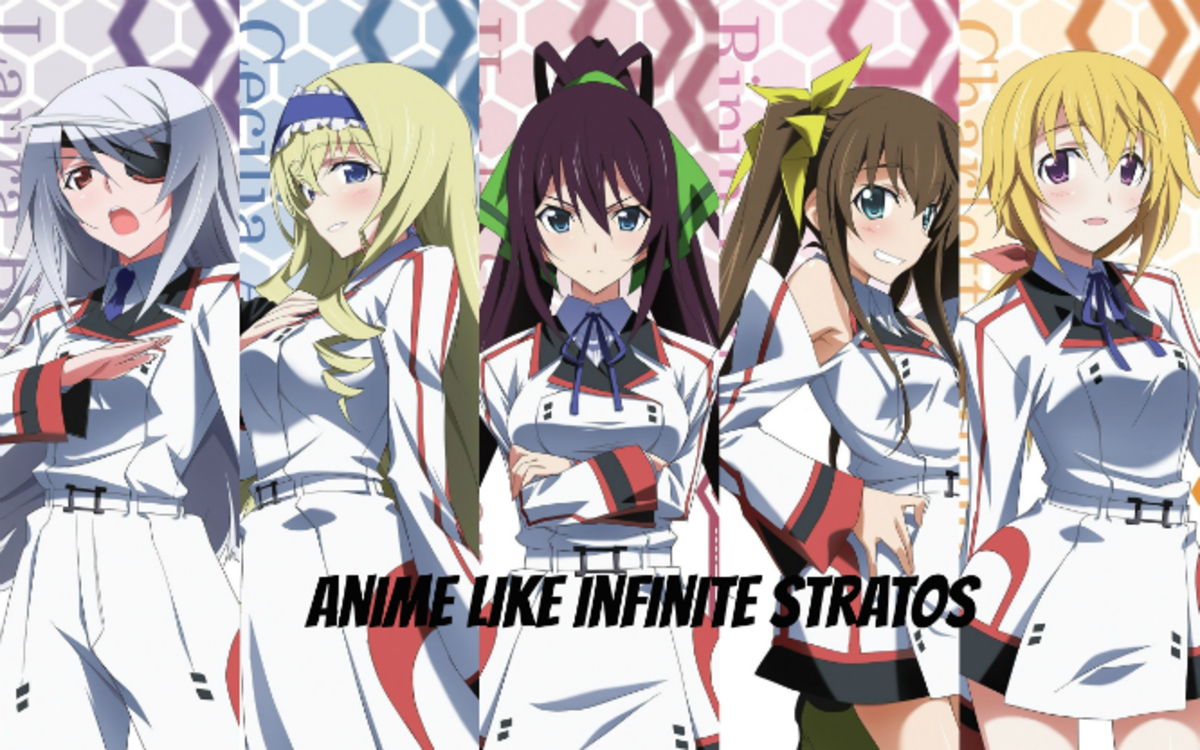 Anime Like Infinite Stratos
