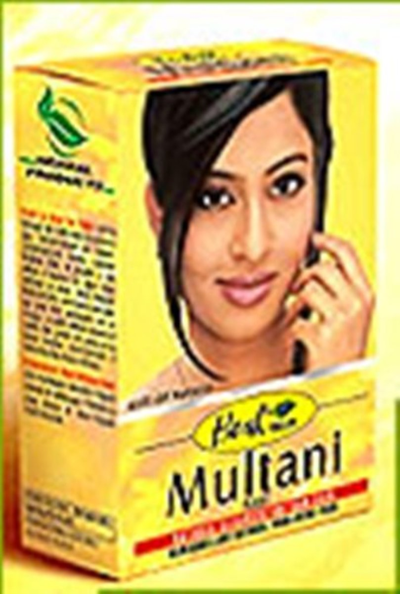 Multani Mitti Face Masks for Acne, Scars, Pigmentation, Skin Whitening, and Wrinkles