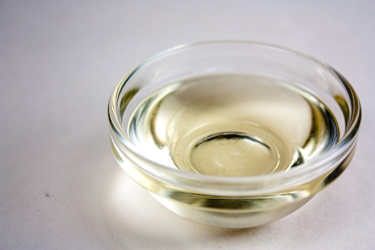 Virgin coconut oil Prepared at home